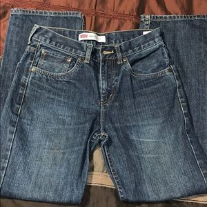 Levi's 550 Relaxed Size 16 Slim 26 waist 28 length